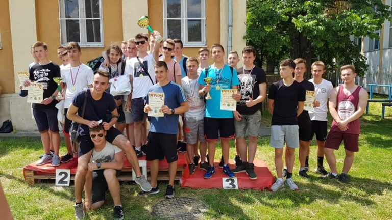 Zawody lekkoatletyczne Kasper-Cup